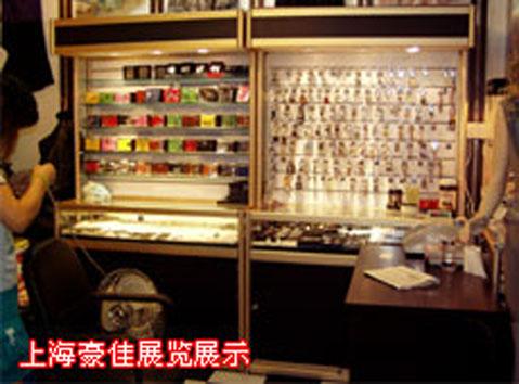 饰品展示柜配套图片