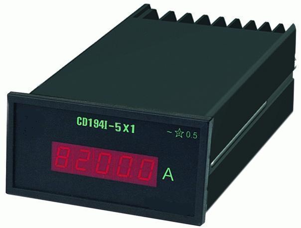 功率因数表与补偿控制器接线图