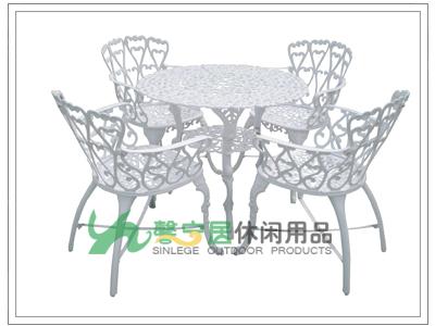 唐代桌椅手绘线稿