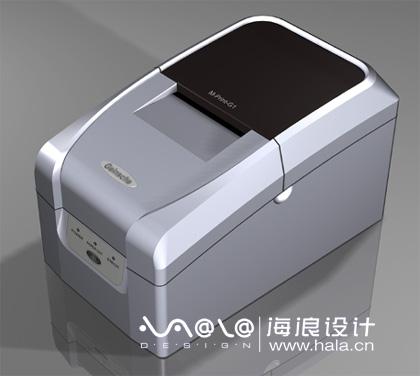 产品库 >>票据打印机外观造型设计,结构设  设为首页海浪产品设计公司