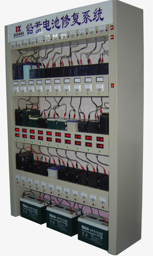 价格库 电子电气电工 充电器 >> 电池修复仪得康铅蓄电池综合修复系统
