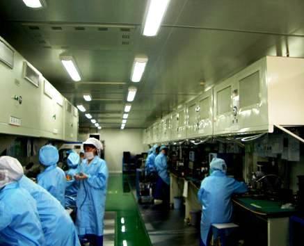 公司一直致力于净化空调系统的设计与施工,不断吸纳国内外优秀的无尘