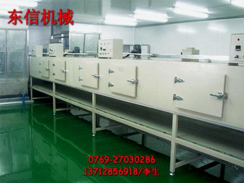 工业烘炉控制电路图