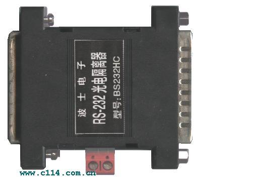 BS232HC 有源RS-232高速光电隔离器