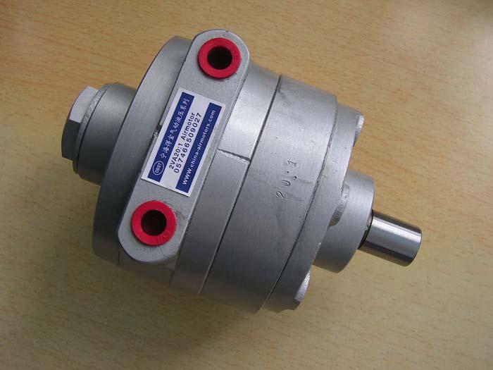 减速(低速)气动马达专利产品)图片