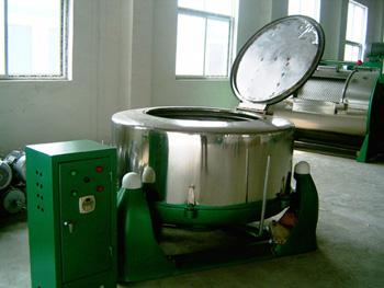全钢脱水机,烘干机,工业洗衣机 多滚烫平机, 甩干机