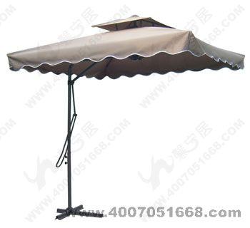 三,馨宁居弓形伞结构:   1,伞柱单边独立,具备100%的空间利用率.