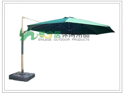 pa涂层,有窗无边,带手摇十字旋转底座  三,馨宁居方形铝合金伞伞结构