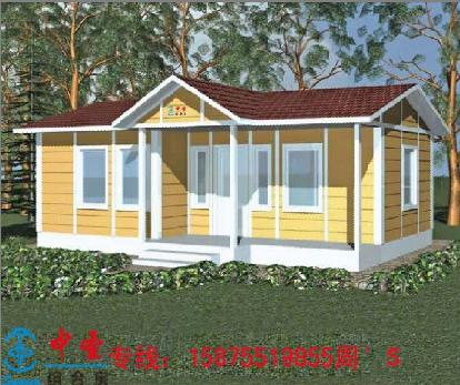 >> 出口轻钢别墅,移动别墅,出口别墅,专业设计,质量保证  一,结构稳定