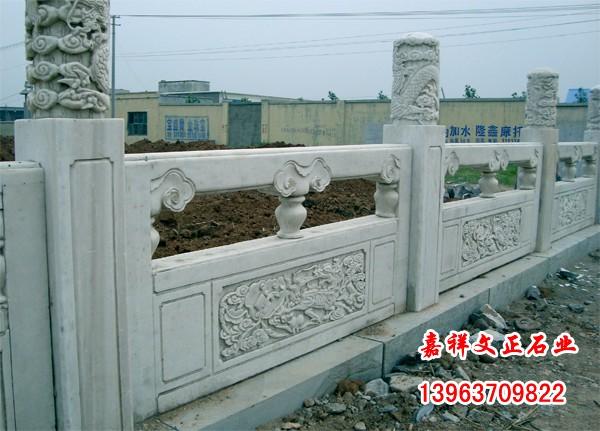 汉白玉栏杆,汉白玉石雕栏杆,汉白玉石栏杆,汉白玉桥栏杆