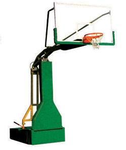 手动液压篮球架 - 沧州腾飞体育用品有限公司