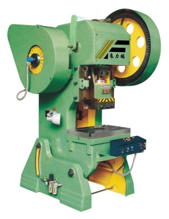 性能可靠,便于操作的  j23系列开式可倾压力机冲床