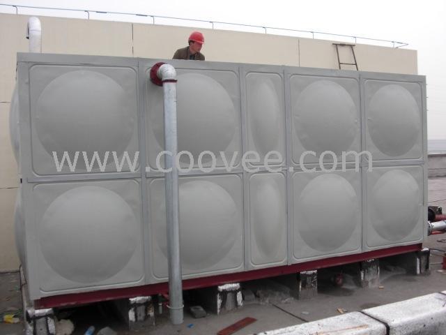 南京不锈钢组合水箱南京消防水箱价格