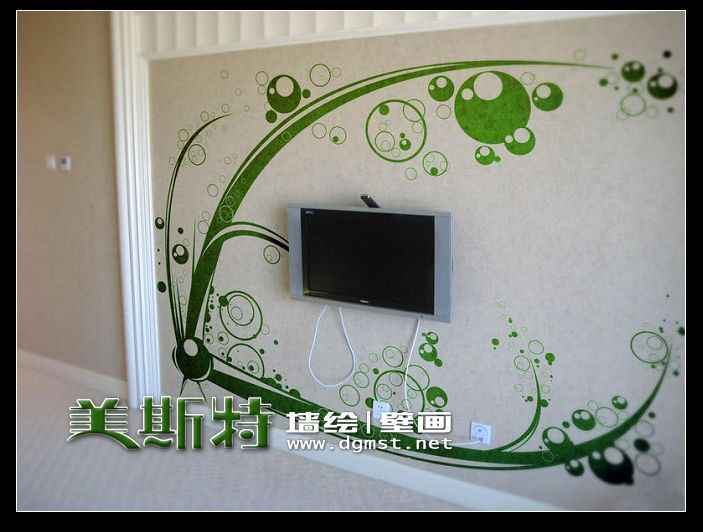 壁画东莞墙面手绘