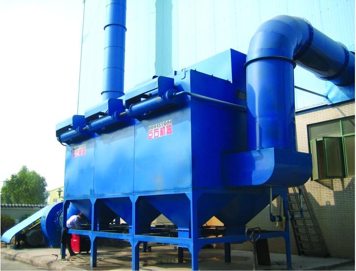 广东巨石气箱脉冲布袋除尘器 离线集尘器 除尘工程