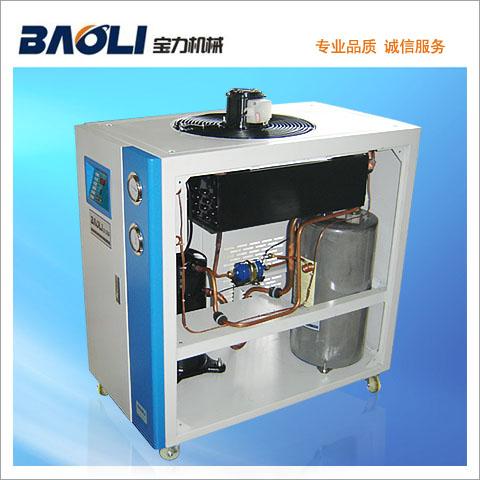 工业冷机_真冷式电镀钛管工业冷水机制造商佛山市宝力机械提供