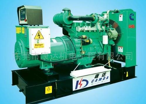 供应东风康明斯发电机   供应东风康明斯发电机高清图片