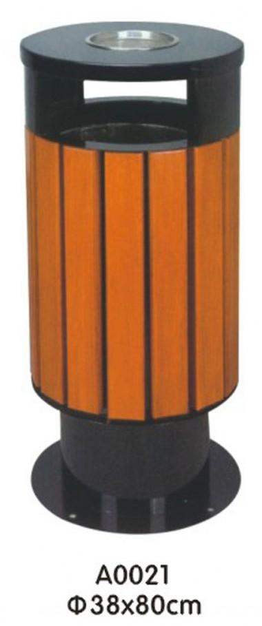 供应环保垃圾桶,钢木垃圾桶,圆桶垃圾桶