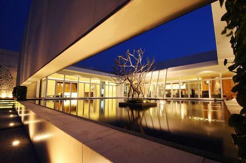 设计/青海西宁专业的售楼部软装豪宅别墅样板房软装公司产品大图