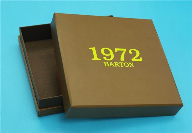 深圳包装印刷 牛皮纸盒包装 玩具礼品包装产品大图