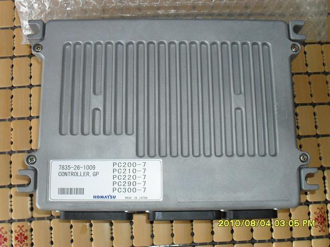 供应小松配件pc200-7电脑板小松挖掘机配件小松纯正配件产品大图
