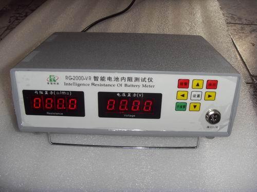 电池内阻测试仪高清大图