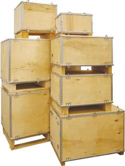 不同类型木箱的不同通途