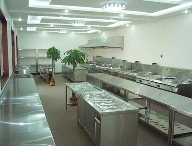 饭店厨房灶台设计图 饭店厨房排烟设计图 农村柴火灶台设计图