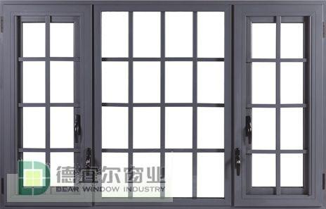 合肥内置防盗窗,欧式防盗窗