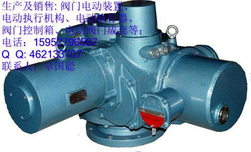 dzw-10b dzw-10-24智能型电动执行器 电动闸阀 厂家直销