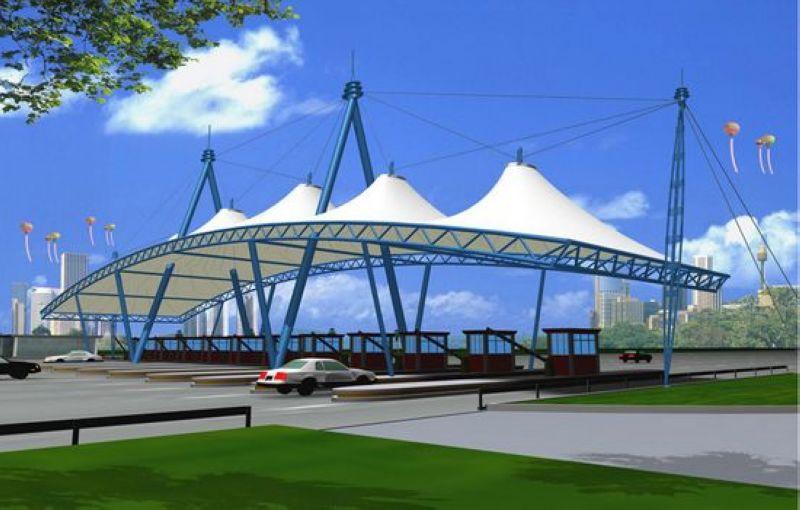 结构的应用范围:  体育设施——运动场,体育场,体育馆,健身中心,训练