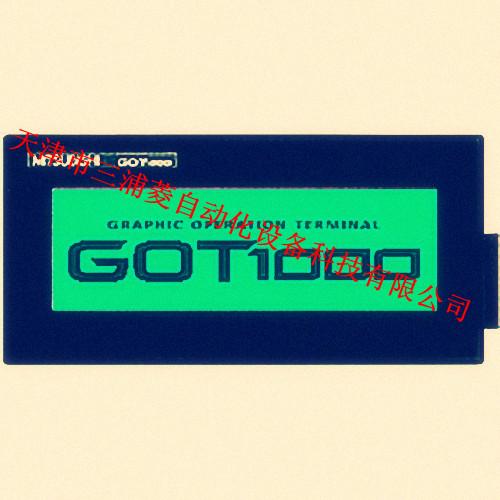 临汾三菱触摸屏gt1030-lbd触摸板