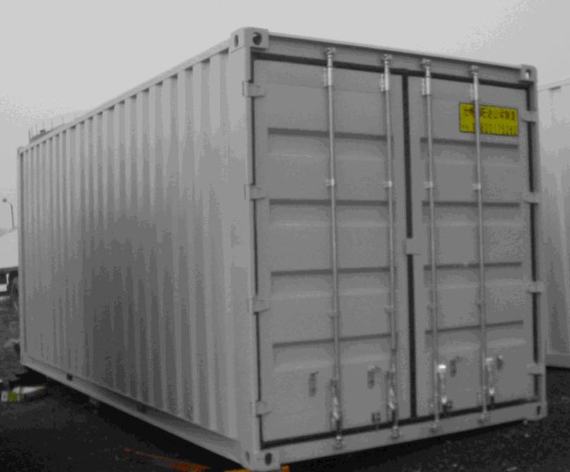 普通陆运集装箱 - 沧州市海旺达集装箱制造有限