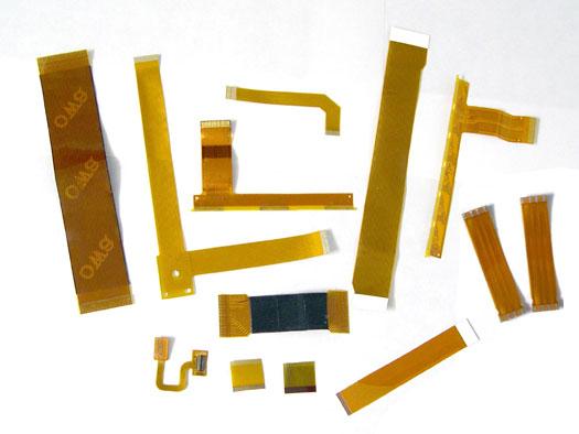 fpc柔性电路板生产产品大图