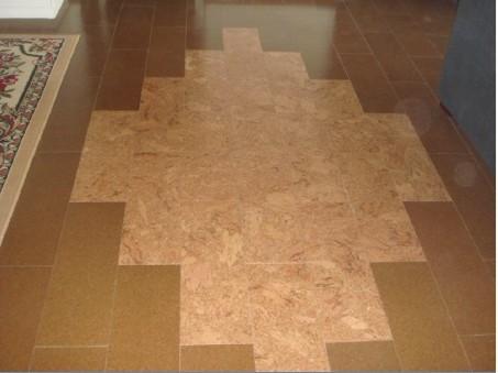 苏州静林软木地板案例-—客厅产品大图