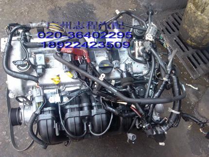 [供应]奔驰s320发动机 拆车件