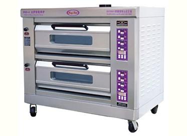 恒联电烤箱,三层六盘多功能电烤箱产品大图