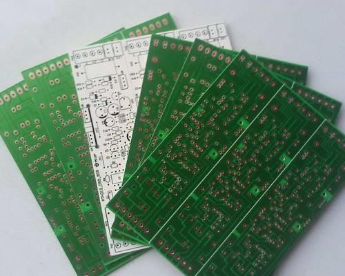 单面pcb电路板 线路板 电路板打样 5*5cm 印刷线路板