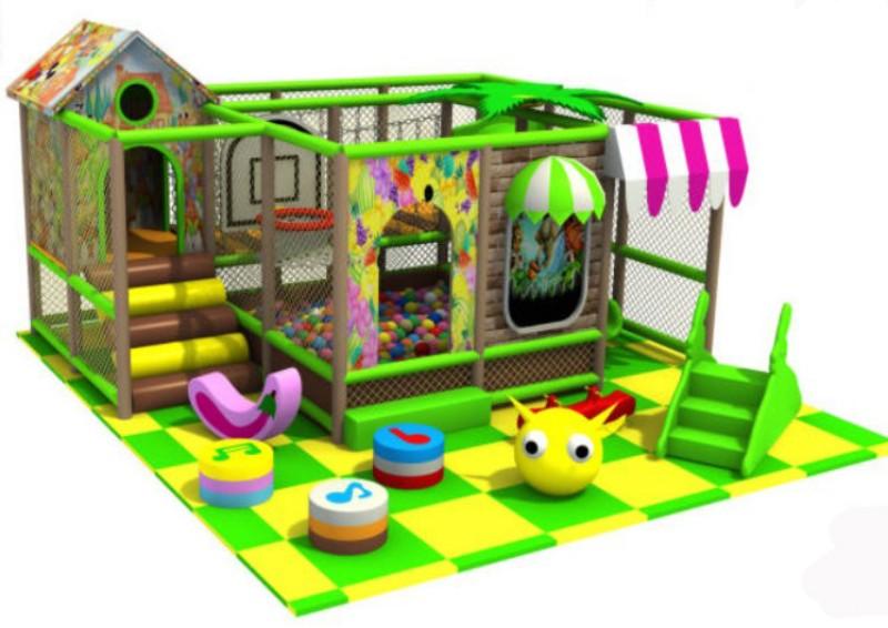 室内儿童游乐场价格_室内儿童游乐园设备产品大图