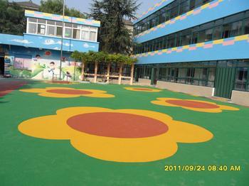 幼儿园篮球环境创设主题墙