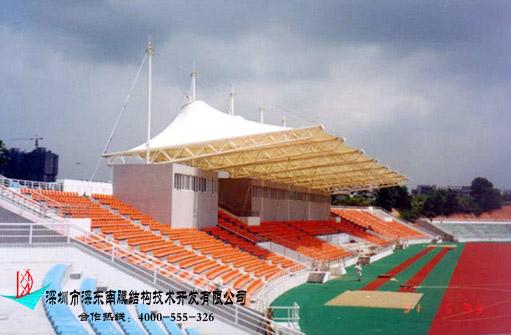 体育场看台的钢膜结构销售