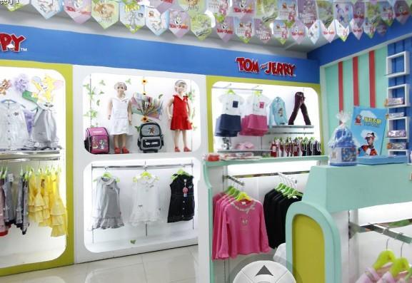 婴幼儿童装代理,国际市场品牌定位高清图片 高清大图