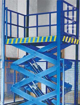 升降货梯,卸货电梯,简易升降机 升降机厂家直销010 60256708配套图片