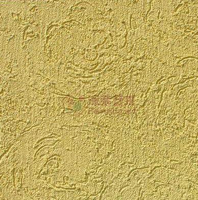 硅藻泥手工肌理玫瑰 图案
