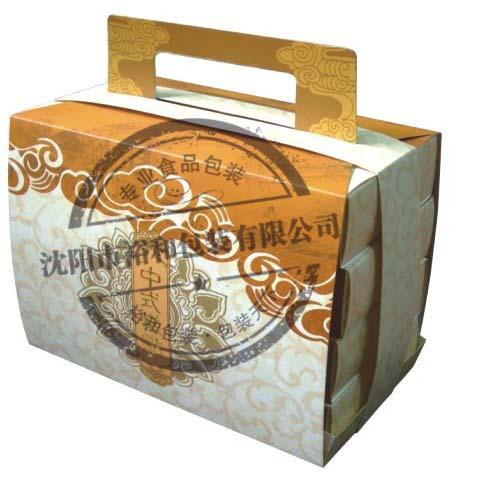 台湾中式糕点礼盒