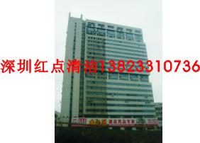 深圳有高空清洗资质的外墙清洗公司