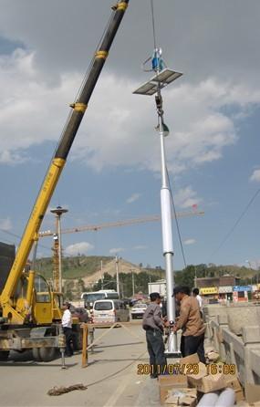 广东200w垂直轴风力发电机