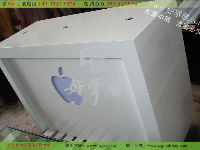 木工椭圆形柜台图片