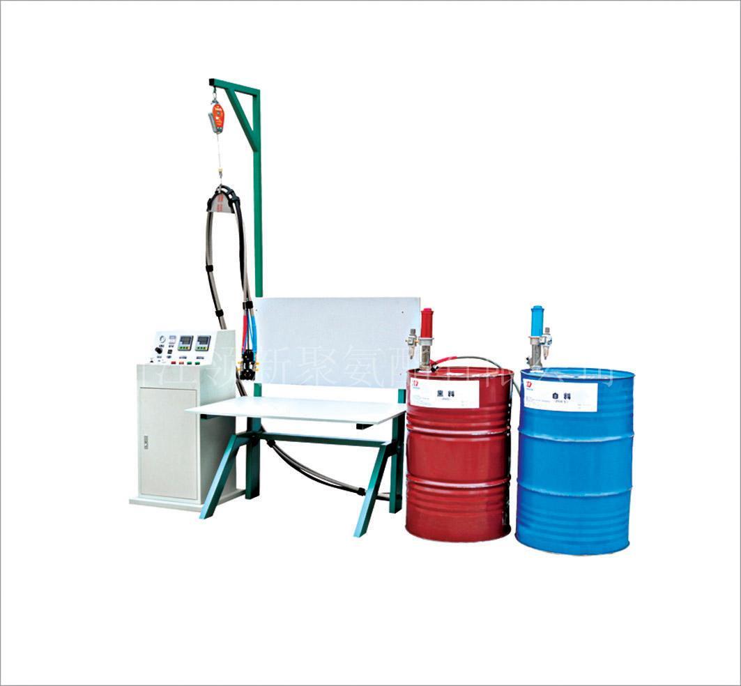 水箱填充保温发泡机