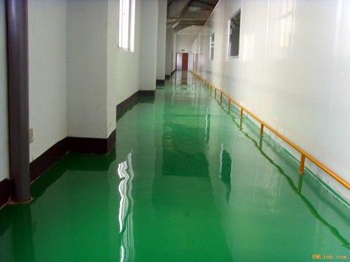 陕西环氧树脂自流平地坪施工,地坪漆材料 陕西环氧树脂自流平地坪施工